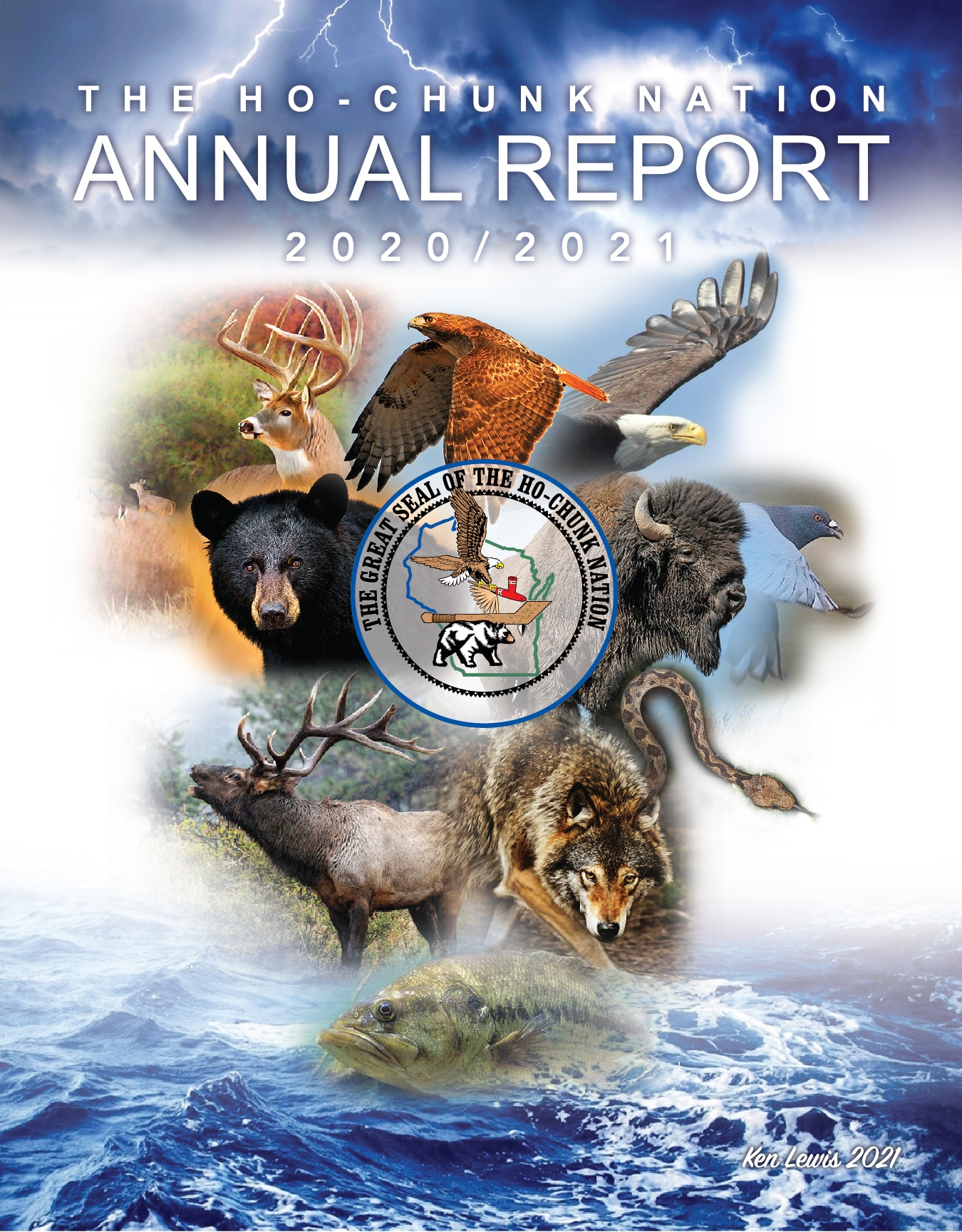 Ho-Chunk Nation 2020-2021 Annual Report